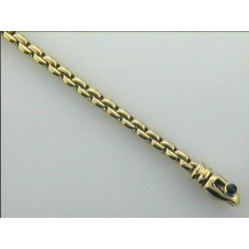 "LADIES BRACELET 14K GOLD 11.5gm ""CLOSE-OUT"""