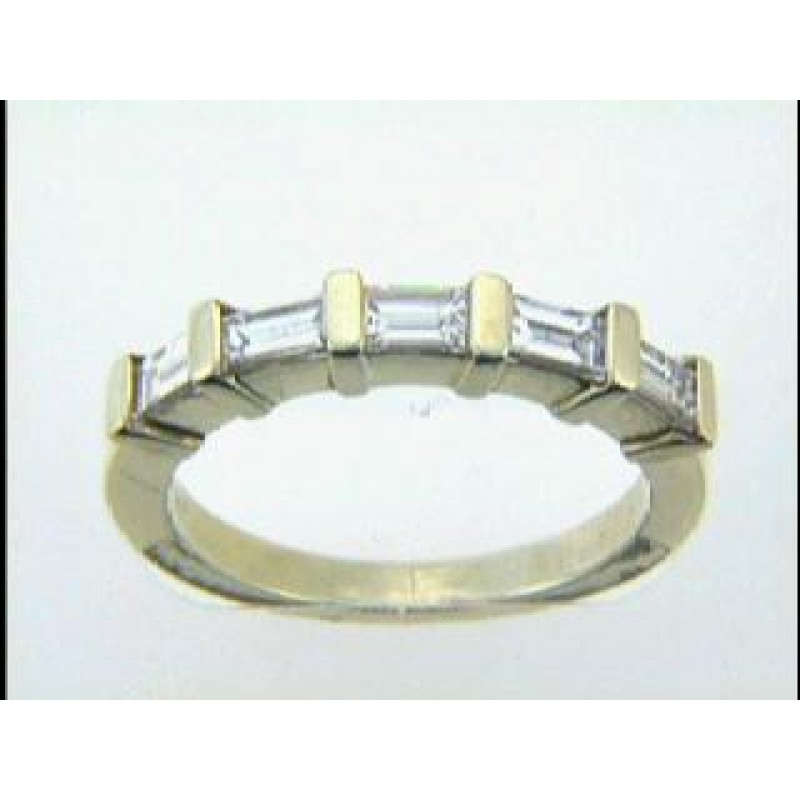 RING 14K w/0.89CTS DIAMOND CLOSE-OUT