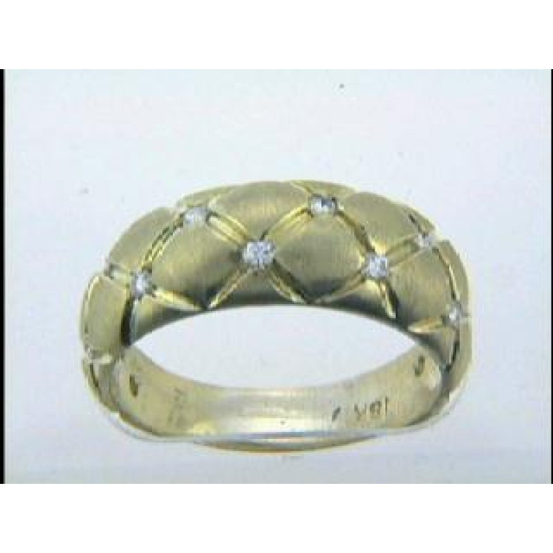 """RING 18k w/0.31CTS DIAMOND  """"SPECIAL ORDER"""""""