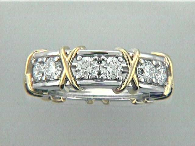 """RING 18K w/1.18CT  DIAMONDS """"SPECIAL ORDER"""""""