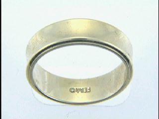 GENT'S WEDDING 14K GOLD
