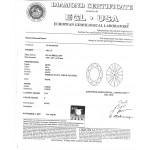 1.01 CT OVAL DIAMOND F/VS1 EGL#US85104301D