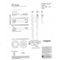 0.96 CT ROUND DIAMOND G/SI2 GIA#2111643891