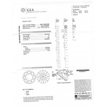 1.03 CT ROUND DIAMOND G/SI1 GIA#2137877468