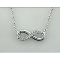 "NECKLACE 14K w/0.07CT DIAMOND ""SPECIAL ORDER"""