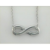 LADIES NECKLACE 14K WHITE GOLD
