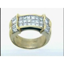 """RING  18K w/2.50CTS DIAMONDS """"CLOSE-OUT"""""""