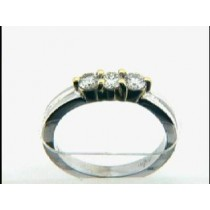 RING 18K w/0.44CTS DIAMONDS CLOSE-OUT