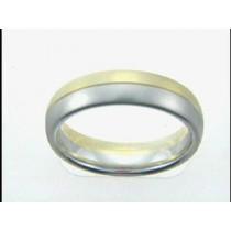 GENT'S WEDDING PLATINUM+18K GOLD