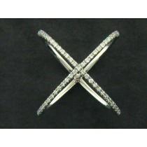 RING 14K w/0.26CT DIAMONDS