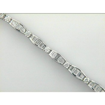 "ENNIS BR 18K  w/5.32CTS DIAMONDS ""CLOSE-OUT"""