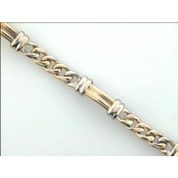 "LADIES BRACELET 14K GOLD 15.2gms ""CLOSE-OUT"""