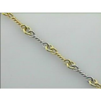 "LADIES BRACELET 18K GOLD 9.9GM ""CLOSE-OUT"""