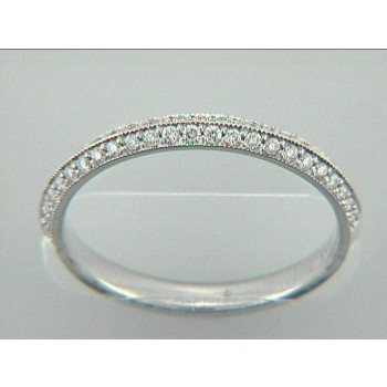 WEDDING 18K w/0.26CTS DIAMONDS