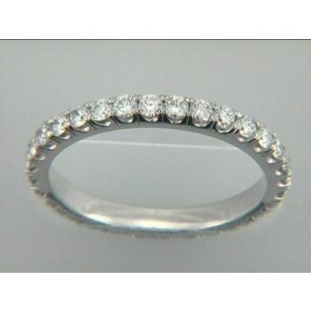 LADIES WEDDING w/0.91CTS DIAMONDS ETERNITY