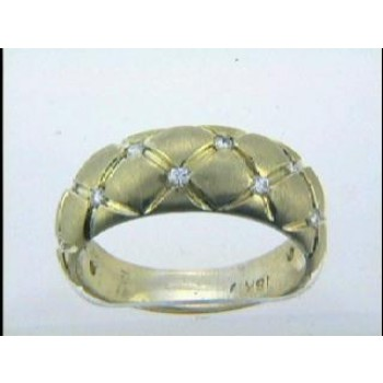 RING 18k w/0.31CTS DIAMOND  CLOSE-OUT
