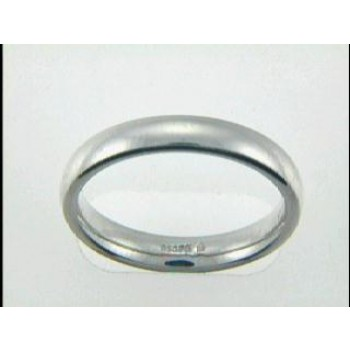 GENT'S WEDDING PLATINUM 4MM